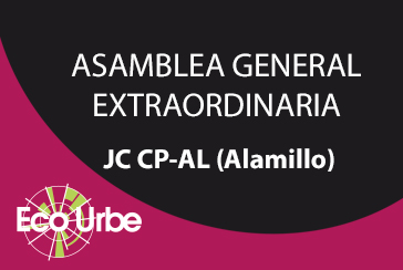 Convocatoria Asamblea General Extraordinaria JC CP-AL (Alamillo)